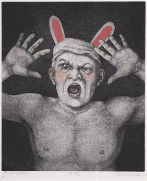 Bunnyman (/70), 2001