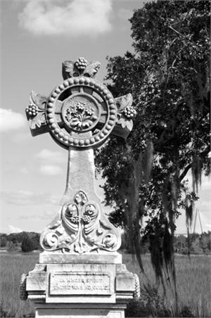 Celtic Cross, Magnolia Cemetary, Charleston