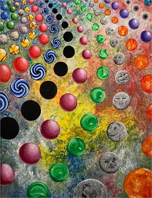 Cosmic Spheres, 2010