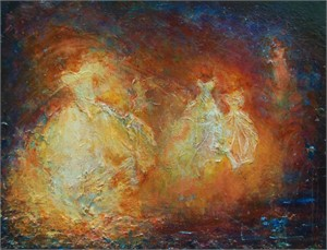 The Three Graces - SOLD, 2011