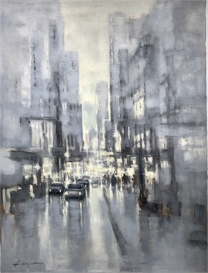 CITY STREET by LAWSON
