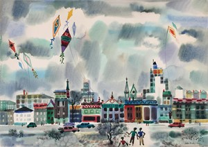 Kite Time, 1962