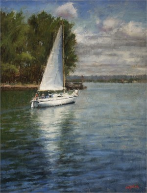 Summer Sailing, 2018