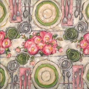 Spring Brunch by Trish Jones