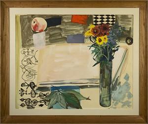 Still Life with Vase, c. 1960