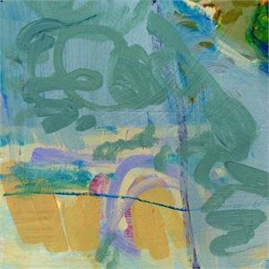 Blue Silks #10 by Billie Bourgeois