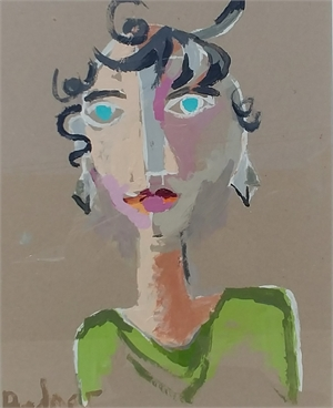 Sensible Sisters III by Gary Bodner