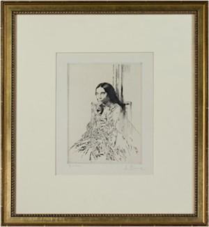 La Mere de Whistler, c. 1900-1910