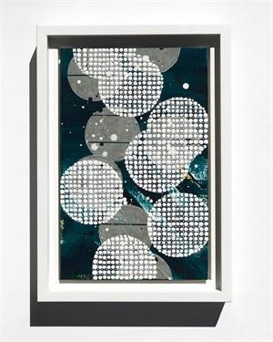 Lantern Cascade, Study No.82, 2018