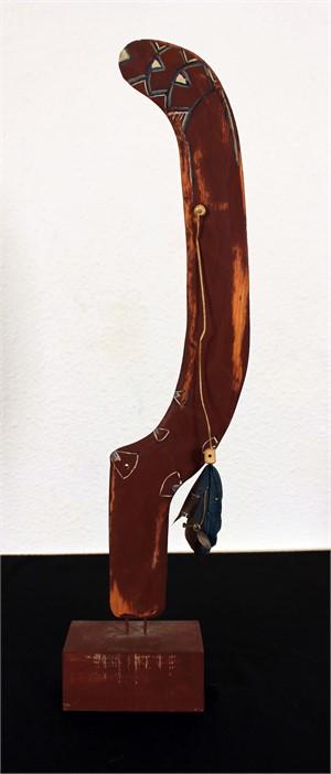 Hopi Rabbit Stick II