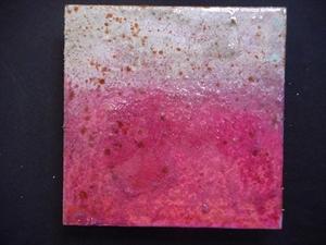 Small Metal Tile #95, 2020