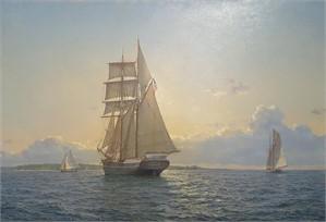 Bessie, Coastal Topsail Schooner