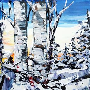 Winter Birch 186837, 2019