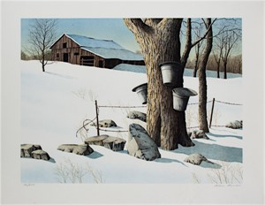 Sugaring Off (106/275), 1981
