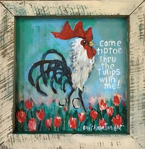 Come Tiptoe thru the Tulips, 2020