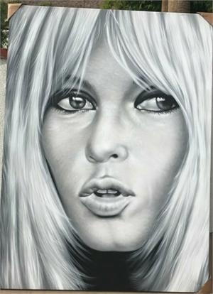 Celebrity Series Brigite Bardot, 2017
