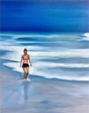 Solitude by Allison Rollins