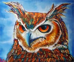 Owl 185451, 2019
