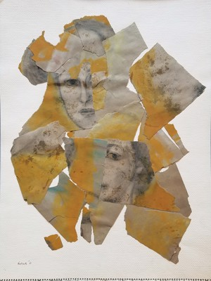 Fractured Woman, c. 1982, 1982