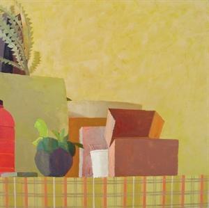Still Life with Dessert by Sydney Licht