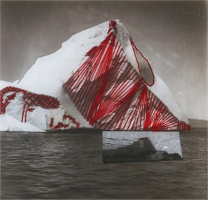 Red Iceberg, 2018