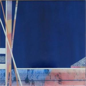 Mikado (Blue) I