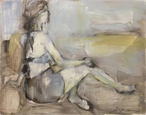 Figure Sketch I by Lynn Johnson