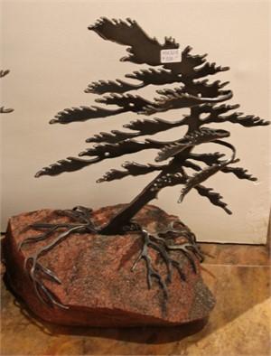 Windswept Pine #3318
