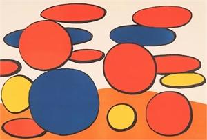 Bulles Rouge et Bleu, 1969