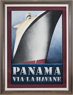 Panama Via La Havane, c.1920