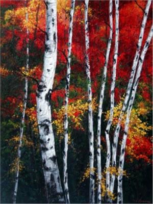 Burst of Fall (0/95)