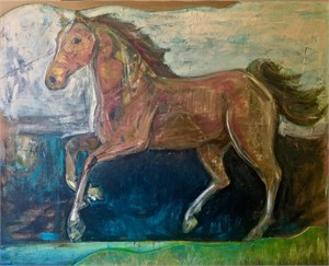 Spirit Horse by Linda Mitchell