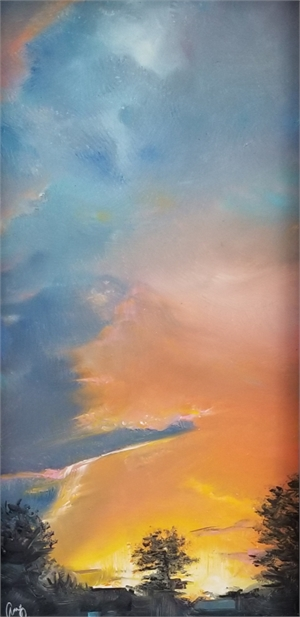Changing Light by Amy O'Calloghan