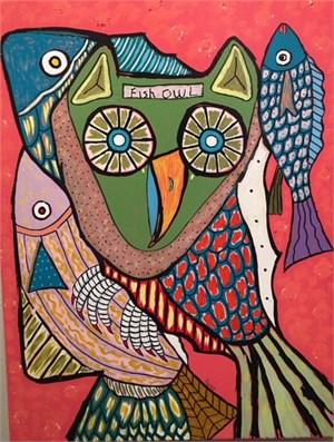 Fish Owl, 2017