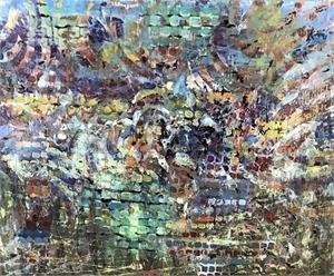 Overgrown Mosaic