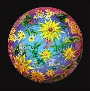 Design Stella's Blue Floral-PO