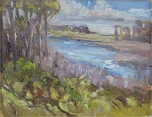 The Kiawah River