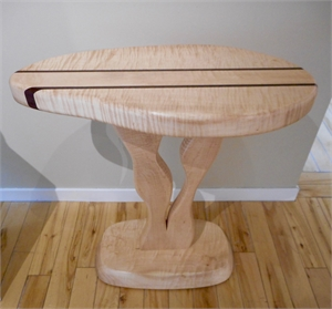 Sculptural Table, 2018