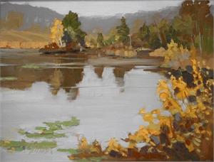 Hawthorn Hill Pond