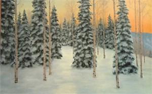 In the Winter Twilight
