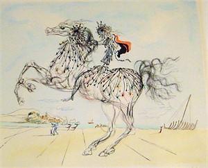Chevauchee (Transparent Horse), 1938