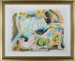 La Naissance D'Eve from Je Reve (I Dream) Portfolio (H.C. XXV/XXV), 1975