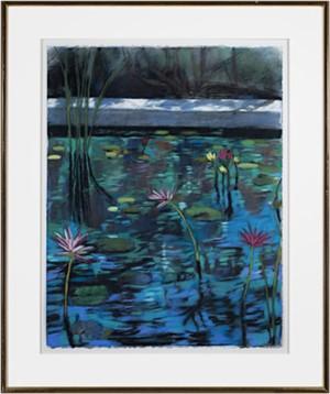 Water Garden 13, 1995