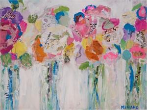 Market Flowers by Christy Kinard
