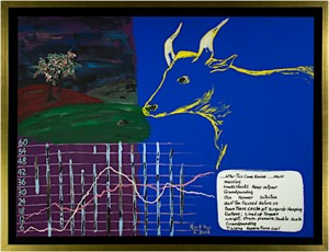 Isaiah II-Quaspace For Cow, 2002