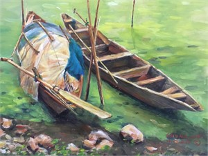 Chinese Boats 14
