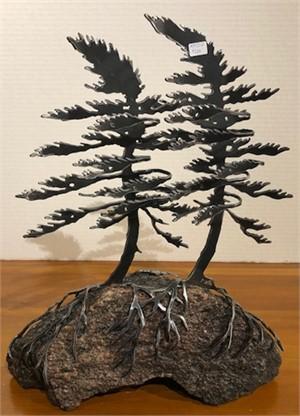 2-Windswept Pine #3312