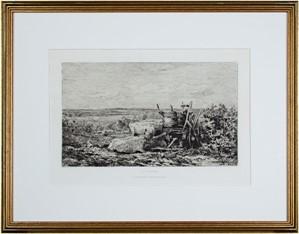 Les Vendanges L.D. 117 III/V, c.1865