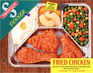 TV Dinner, Fried Chicken, 2016