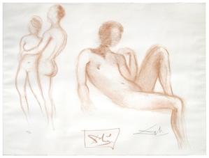 Nudes, 1970